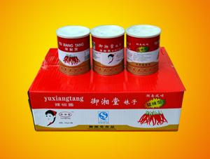 辣椒酱厂家御湘堂食品有限公司生产的辣椒酱辣味知足,口感纯正,货真价实,辣椒酱厂家电话 03107516178